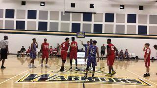 Arizona Wizards 17U Elite picks up the 60-41 win against S. Colo South Central Elite 17U