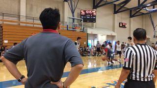 CA Stars 16s Elite gets the victory over Hawaii Raiders 17U, 64-35