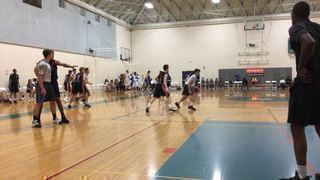 Aussie Prospects 16U steps up for 93-80 win over OGP 16U Kings