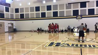 Arizona Wizards 15U Elite with a win over Starting5 Basketball 15s White, 82-48