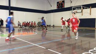 D1 Basketball triumphant over Coastal Elite 16 Premier, 45-33