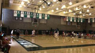 EWE 2021 UAA with a win over PowerHouse Hoops Tucson 15U, 85-59