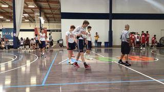 Magic West puts down Coastal Elite 16 with the 45-42 victory