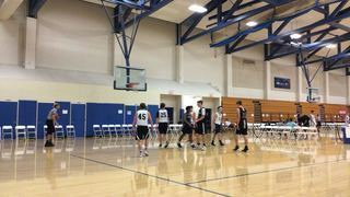 EWE 2019 Silver wins 67-66 over Boise Slam Basketball 16s