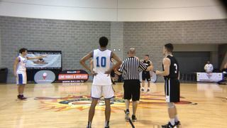 Northeast Elite victorious over Lone Wolf, 58-52