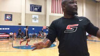 The Force Basketball Elite 17s 48 Cal Supreme 17U Elite Black 34