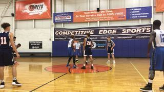 L&L Running Rebels Blue steps up for 41-29 win over Uptempo Playmakers