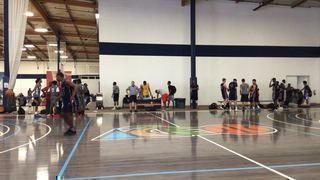 LA Rockfish Navy 50 CBA Ballers 17 33