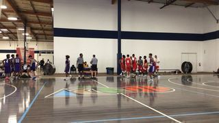 East Bay Soldiers 17 wins 44-34 over D1 Basketball 17