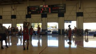 Compton Magic Select 17 steps up for 82-45 win over 2nd to None 17