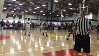 Work Hard/Play Hard emerges victorious in matchup against Crean Lutheran, 61-45