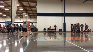 Hooptown 16 defeats CBA Ballers 16, 38-30