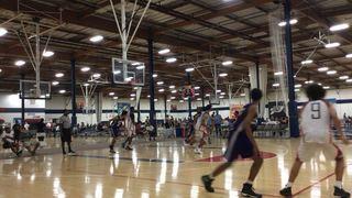 West Coast All-Stars 16 defeats LA Purple Ghosts, 72-50