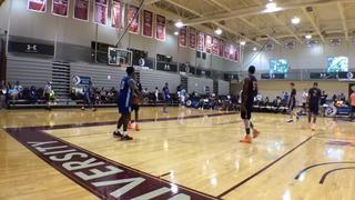 K-Low Elite emerges victorious in matchup against Philly Pride Black, 43-38