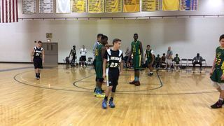Central MA Swarm Black wins 62-41 over Your Future Basketball