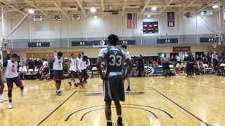 Virginia Elite puts down Sports U with the 67-39 victory