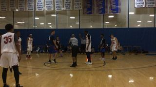 New England Playaz picks up the 63-45 win against Epic Basketball