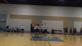 SYP - Gold with a win over Mass Elite Sharkey, 59-46