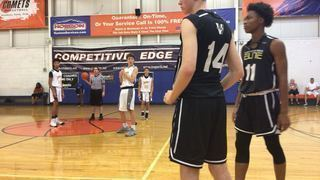 JS Warriors Blue defeats Virginia Elite, 58-28