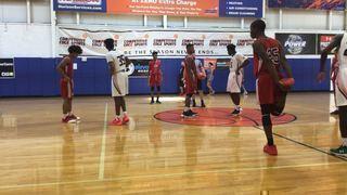 Sports U 2020 defeats District BBall Club (DC), 48-47