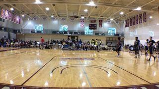 Jersey Force Black (NJ) defeats Team Yellow Jackets (PA), 61-45
