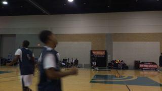 Sharpshooters Elite Basketball-Boys Varsity picks up the 45-29 win against SYP - Gold