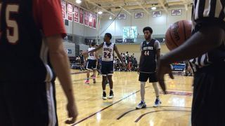 Jersey Force Black (NJ) steps up for 82-80 win over L&L Running Rebels White