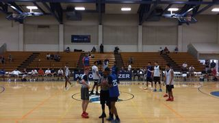 Top 20 All Star Game (Home) getting it done in win over Top 20 All Star Game (Away), 124-117