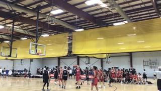 Team Taurasi steps up for 44-28 win over Holiday Elite Black