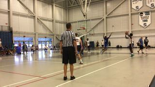 Crown Basketball victorious over Positive Image, 75-44