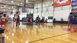 MD 3D Black emerges victorious in matchup against HoopDreamz Red (PA), 57-38