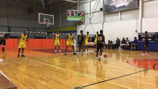 Team Final -- EYBL (PA) 58 NYC Vipers (NY) 50