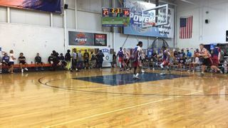 HoopDreamz Blue (PA) steps up for 88-79 win over PK Flash (PA)