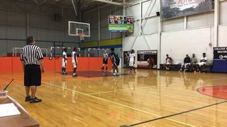 Phily Triple Threat (PA) victorious over Team Final -- Black (DE), 55-50