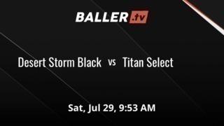 Titan Select 41 Desert Storm Black 39