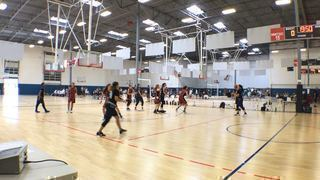 VK Basketball Black wins 41-28 over Arizona Magic 2019