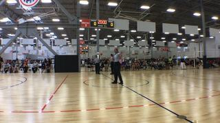 WCP Grey with a win over Fever, 61-52