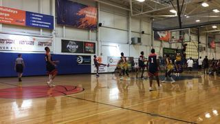 Liberty Dream (MD) with a win over Global Squad Philippines, 39-36