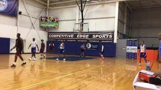 Team NEBC (NY) defeats Achieve More Sports (DE), 63-53
