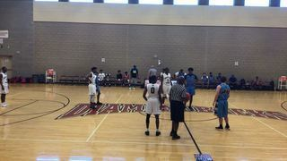 Seattle Swish - Brown gets the victory over 3D Sports, 47-34