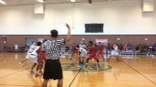 Georgia Heat getting it done in win over Earl Watson Elite, 49-31