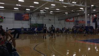 L&L Running Rebels Blue (PA) defeats Philly Hurricanes (PA), 70-66