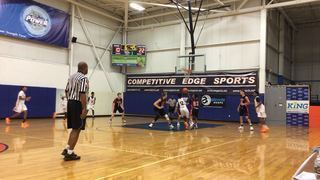 PK Flash (PA) emerges victorious in matchup against Philly Pride Black (PA), 66-46