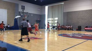 Mid-Atlantic Heat steps up for 69-37 win over Connecticut Elite
