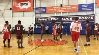 MD 3D Red gets the victory over Philly Hurricanes (PA), 54-41