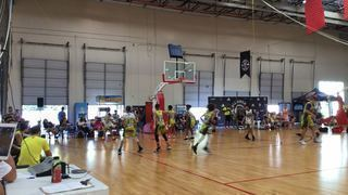 Top 20 6th Grade 2 gets the victory over Top 20 6th Grade 1, 58-51