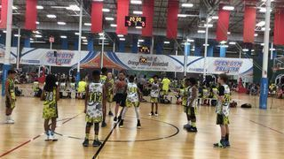 Top 40 5th Grade 2 wins 55-37 over Top 40 5th Grade 1