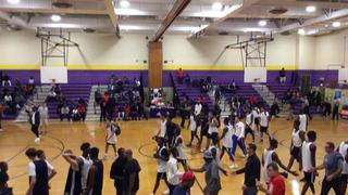 South Shore wins 78-45 over Iona Prep