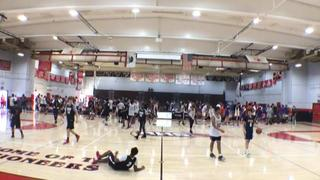 Bishop Montgomery emerges victorious in matchup against Bishop Gorman, 59-52