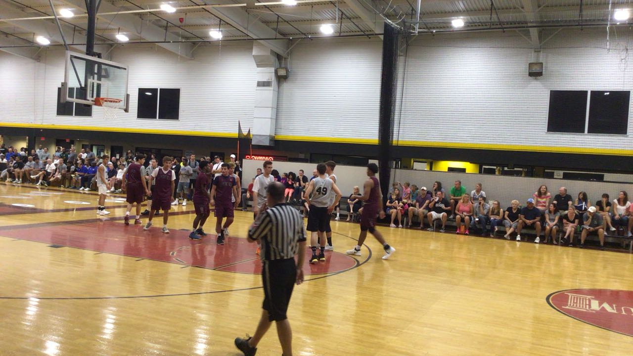 St. Joe's Prep  gets the victory over Bishop Eustace, 67-53